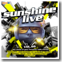 Cover:  sunshine live Vol. 66 - Various Artists