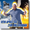 Cover:  Chris der Kellner - Vom Apres Ski zum Ballermann