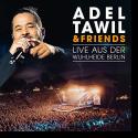 Cover:  Adel Tawil - Adel Tawil & Friends: Live aus der Wuhlheide Berlin