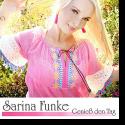 Cover:  Sarina Funke - Genieß den Tag