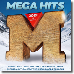 Cover: MegaHits 2019 – Die Erste - Various Artists