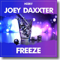 Cover:  Joey Daxxter - Freeze