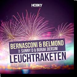 Cover: Rico Bernasconi & Tom Belmond feat. Sunny D & Burak Dersim - Leuchtraketen