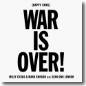 Cover: Miley Cyrus & Mark Ronson feat. Sean Ono Lennon - (Happy Xmas) War Is Over