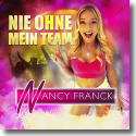 Cover:  Nancy Franck - Nie ohne mein Team
