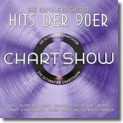 Cover: Die ultimative Chartshow - Hits der 90er - Various Artists