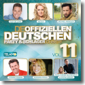 Cover:  Die offiziellen Deutschen Party & Schlager Charts Vol. 11 - Various Artists