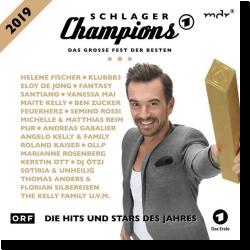 Cover: Schlagerchampions 2019 - Das große Fest der Besten - Various Artists