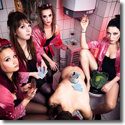 Cover: The Toten Crackhuren Im Kofferraum feat. Pöbel MC - Ok Ciao!