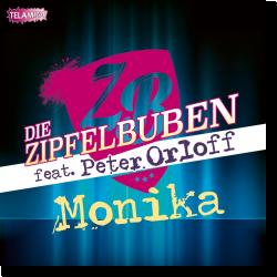 Cover: Die Zipfelbuben feat. Peter Orloff - Monika