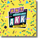 Cover: 257ers feat. Captain Jack - AKK & Feel It