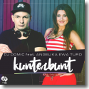 Cover:  DJ Domic feat. Angelika Ewa Turo - Kunterbunt