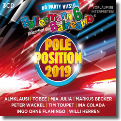 Cover: Pole Position 2019 - Various Artists