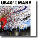 Cover:  UB40 - For The Many