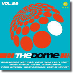 Cover: THE DOME Vol. 89 - Various Artists