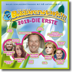 Cover: Bääärenstark!!! 2019 - die Erste - Various Artists
