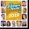 Cover:  Die Schlagernacht des Jahres 2019 - die Erste - Various Artists