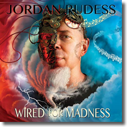 Cover: Jordan Rudess - Wired For Madness