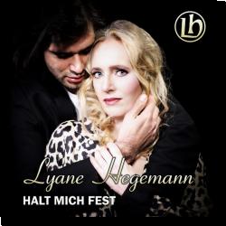 Cover: Lyane Hegemann - Halt mich fest