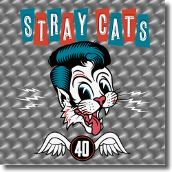 Cover: Stray Cats - 40