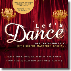 Cover: Let's Dance - Das Tanzalbum 2019 - Various Artists