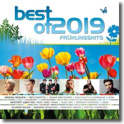 Cover: Best Of 2019 - Frühlingshits - Various Artists
