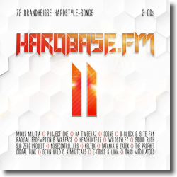 Cover: HardBase.FM Vol. 11 - Various Artists