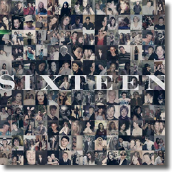Cover: Ellie Goulding - Sixteen