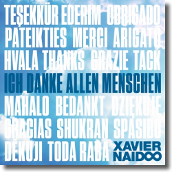 Cover: Xavier Naidoo - Ich danke allen Menschen
