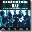 Cover:  Generation Axe - The Guitars That Destroyed The World (Live In China)