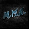 Cover:  N.M.A - N.M.A