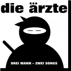 Cover: Die Ärzte - Drei Mann – Zwei Songs