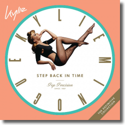 Cover: Kylie Minogue - Step Back In Time: The Definitive Collection