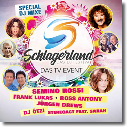 Cover: Schlagerland - Das DJ Festival - Various Artists