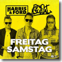 Cover:  Harris & Ford feat. FiNCH ASOZiAL - Freitag, Samstag