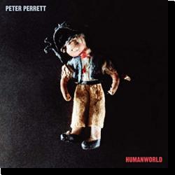 Cover: Peter Perrett - Humanworld