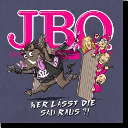 Cover: J.B.O. - Wer lässt die Sau raus