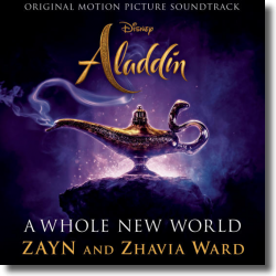 Cover: Zayn & Zhavia Ward - A Whole New World (End Title)