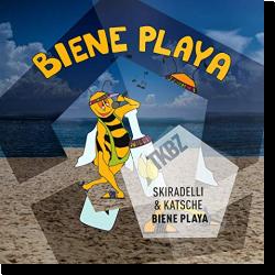 Cover: SkiRadelli & Katsche - Biene Playa