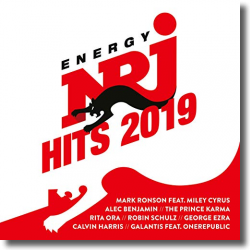 Cover: ENERGY Hits 2019 - Various Artists