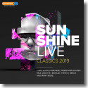 Cover:  sunshine live Classics 2019 - Various Artists