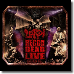 Lordi - Recordead Live - Sextourcism In Z7 (2019) Blu-ray