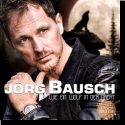 Cover: Jörg Bausch - Wie ein Wolf in der Nacht (2019)