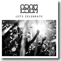 Cover:  Adam Eden - Let's Celebrate