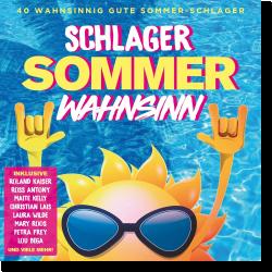 Cover: Schlager Sommer Wahnsinn - Various Artists