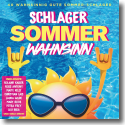 Cover:  Schlager Sommer Wahnsinn - Various Artists