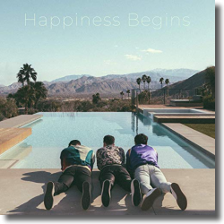 Cover: Jonas Brothers - Happiness Begins