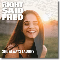 Cover: Right Said Fred - She Always Laughs