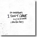 Cover: Ed Sheeran & Justin Bieber - I Don't Care (Jonas Blue Remix)
