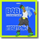 Cover:  B2B feat. Kingston Blu - Vibrations